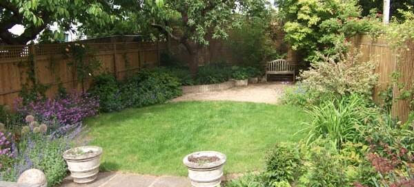 Wandsworth garden designer