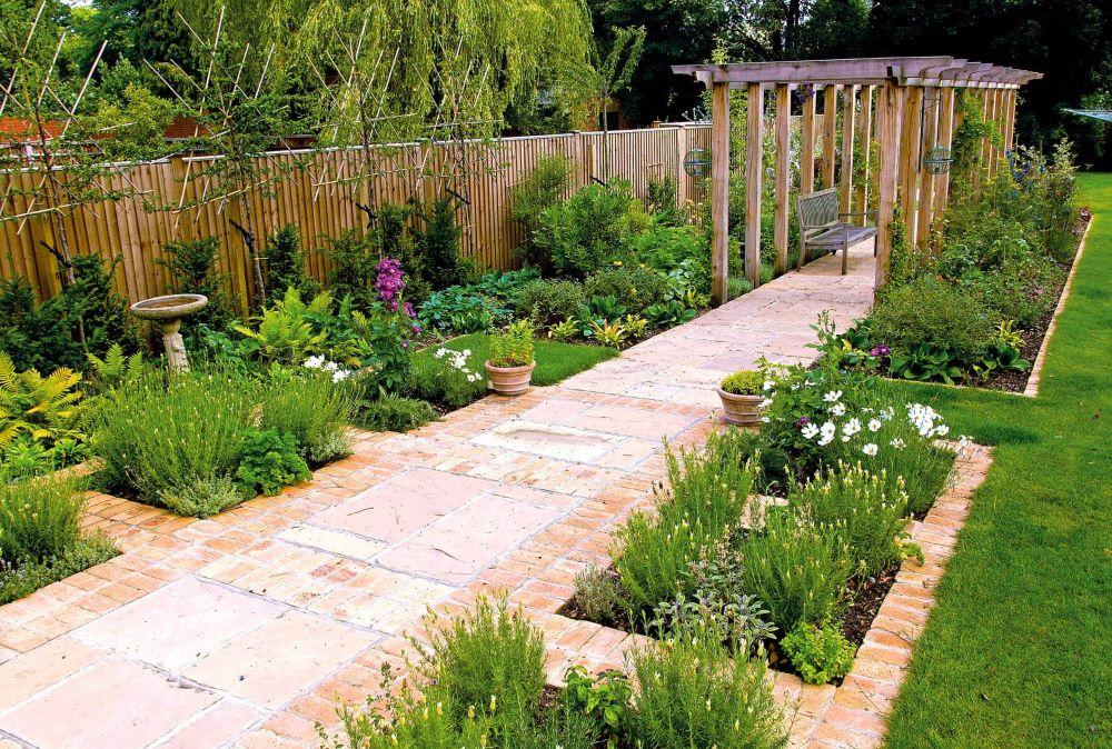 Wimbledon pergola garden designer