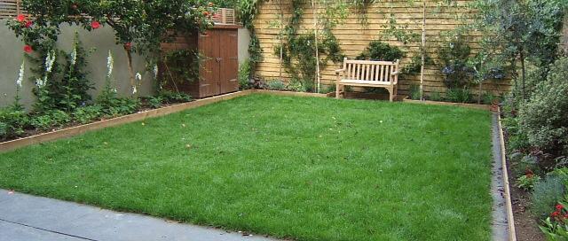 Brook Green garden