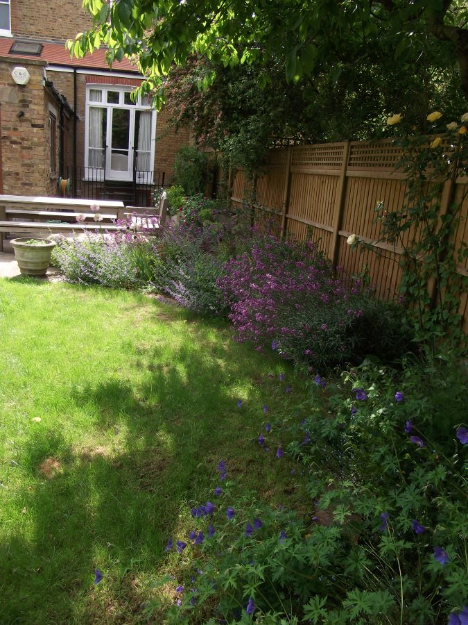 family garden designer London