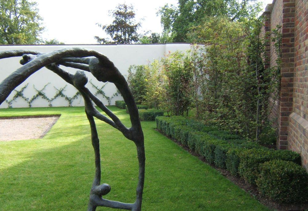Historic house garden designer